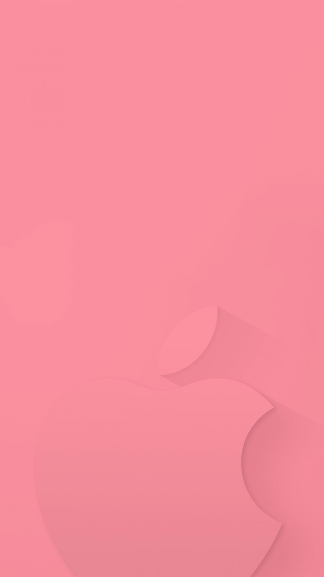 シンプルなピンク ピンク 壁紙 Iphone Iphone壁紙 スマホ壁紙