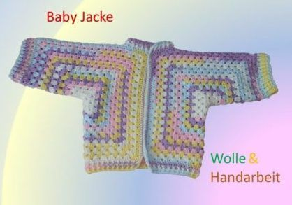 Babyjacke gr 80