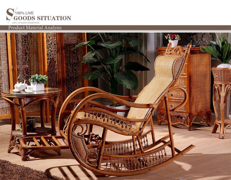 Fabulous No1Rattanfurniture Com Rattan Rocking Chair Indoor No1 Beatyapartments Chair Design Images Beatyapartmentscom