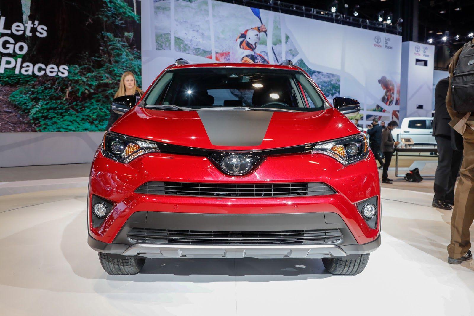 2018 Toyota RAV4 Adventure: Specs, Design, Price >> 2018 Toyota Rav4 2018 Toyota Rav4 Adventure 2018 Toyota