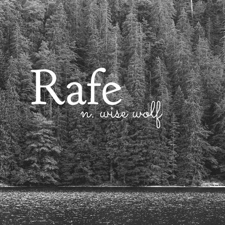 Name Rafe (Norse origin, #babynamesideas #Norse #origin # ...