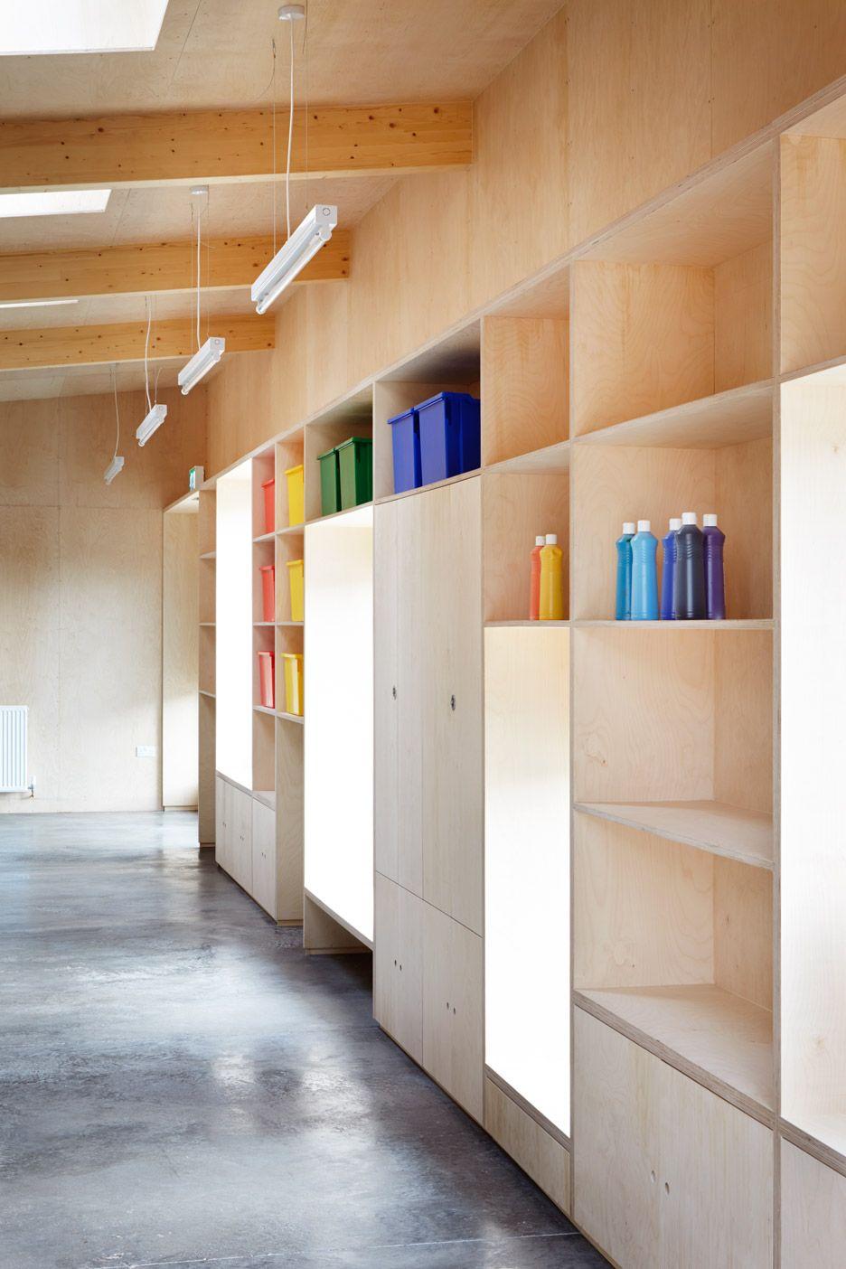 School Dining Hall Recreates Fantastic Mr Fox's Underground Interesting School Dining Room Design Decoration