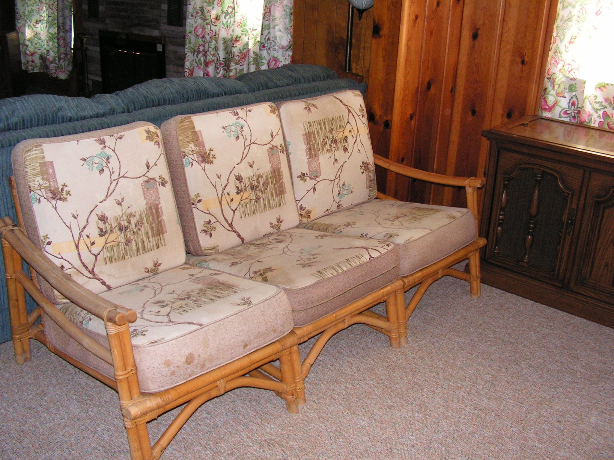 Uncategorized Bamboo Couch lucyslots garage is 1 lakes and cocktails bamboo couch chair cocktail table set in sale houghton lake