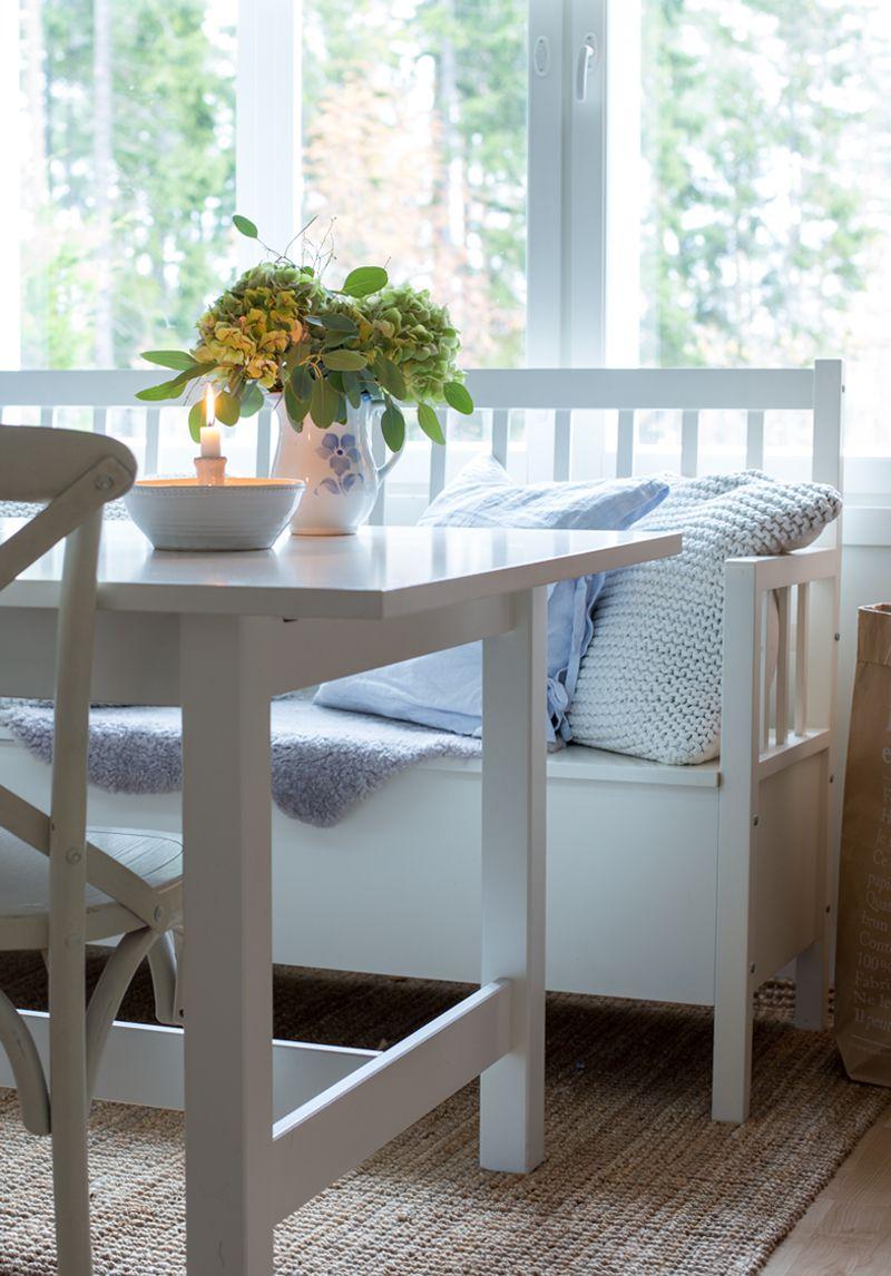 Blue Cottage | Blue Cottage | Pinterest | Scandinavian cottage ...
