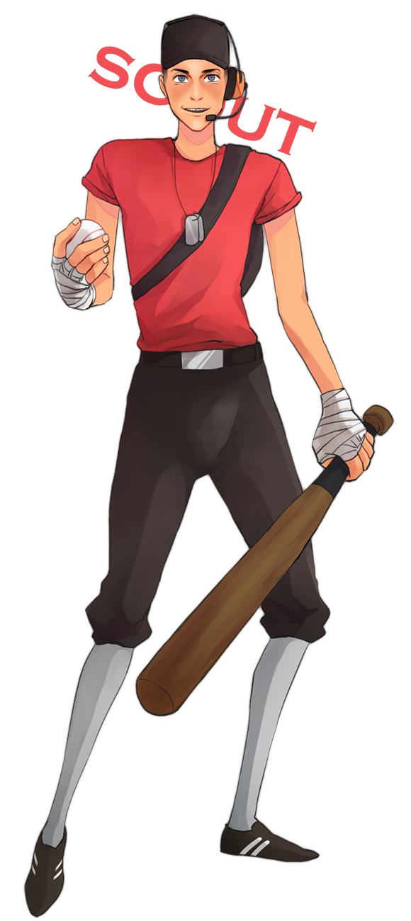 Team Fortress 2 Scout Team Fortress 2 Team Fortress Tf2 Scout