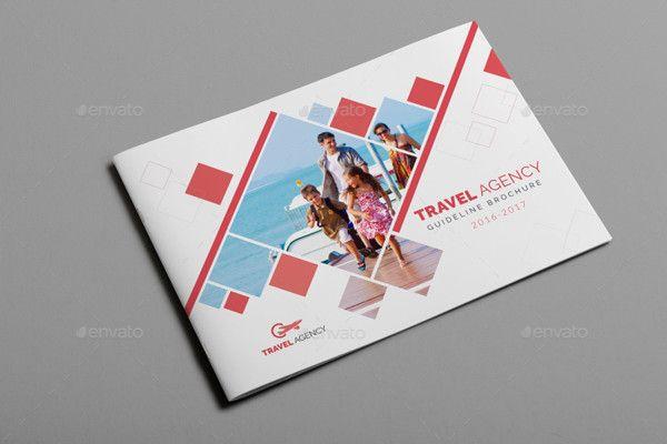 Travel Agency Promotional Brochure Template 25 Travel Brochure