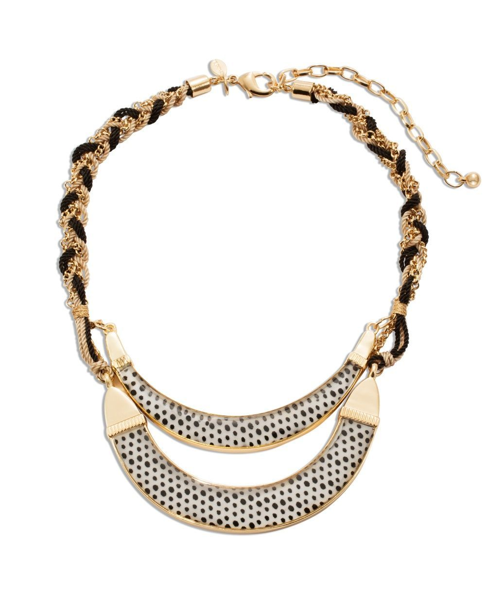 Chico's Women's Farrah Collar Necklace