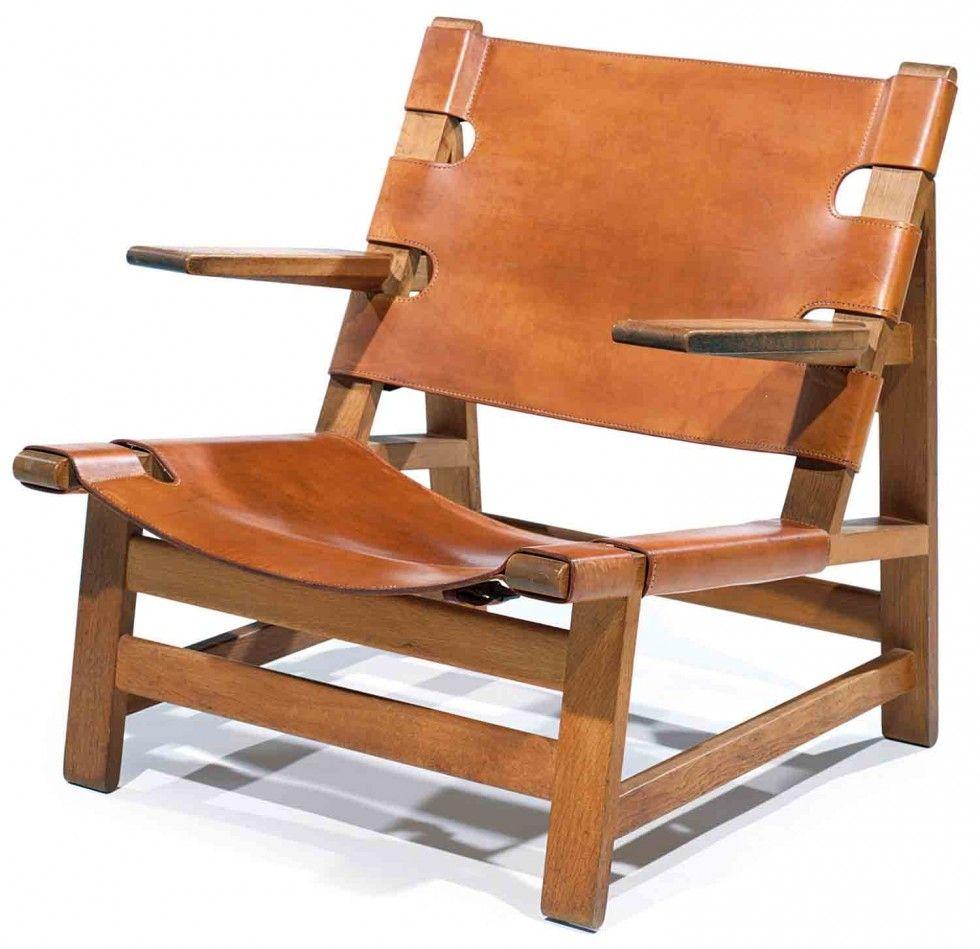 borge mogensen easy chair 2225 furnishings pinterest