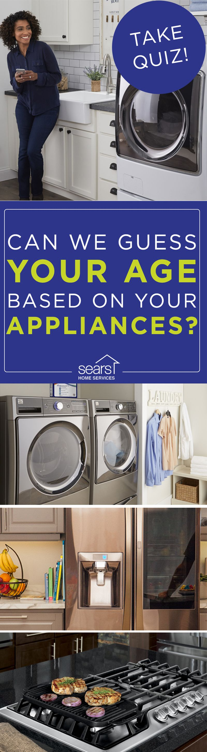 QUIZ Can We Guess Your Age Based on Your Appliances? Age