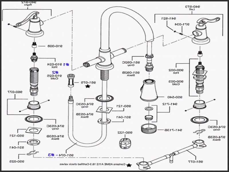 price pfister kitchen faucet repair manual
