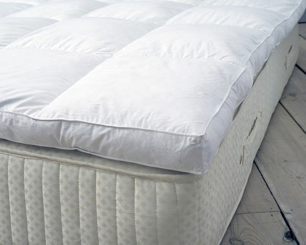 Zen Bedrooms | Revive your old bed by adding a mattress ...