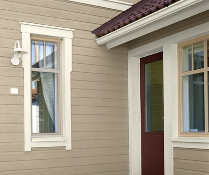 Best Taupe And Cream Exterior House Paint Exterior Exterior 400 x 300