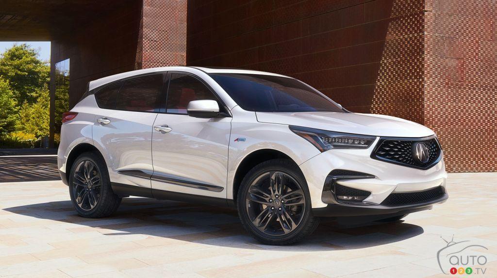Review Of The 2019 Acura Rdx Acura Rdx Acura Suv Cars Near Me