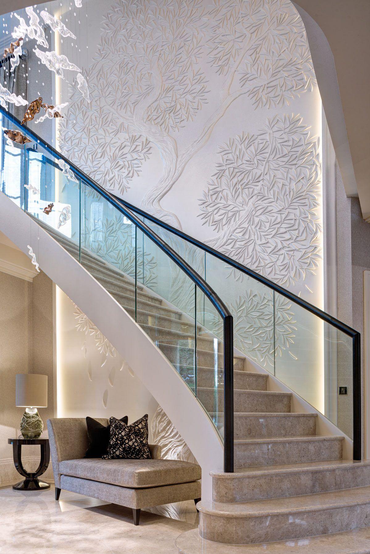 Elegant Art Deco Interiors for a Luxury Wentworth Refurbishment | SBID