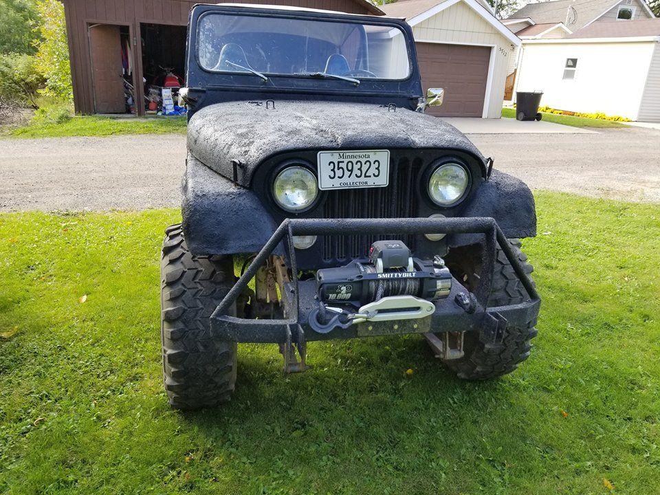 1977 Jeep CJ5 (MN) - $12,900 NEG Contact: Tyler 218-780-9388 ...