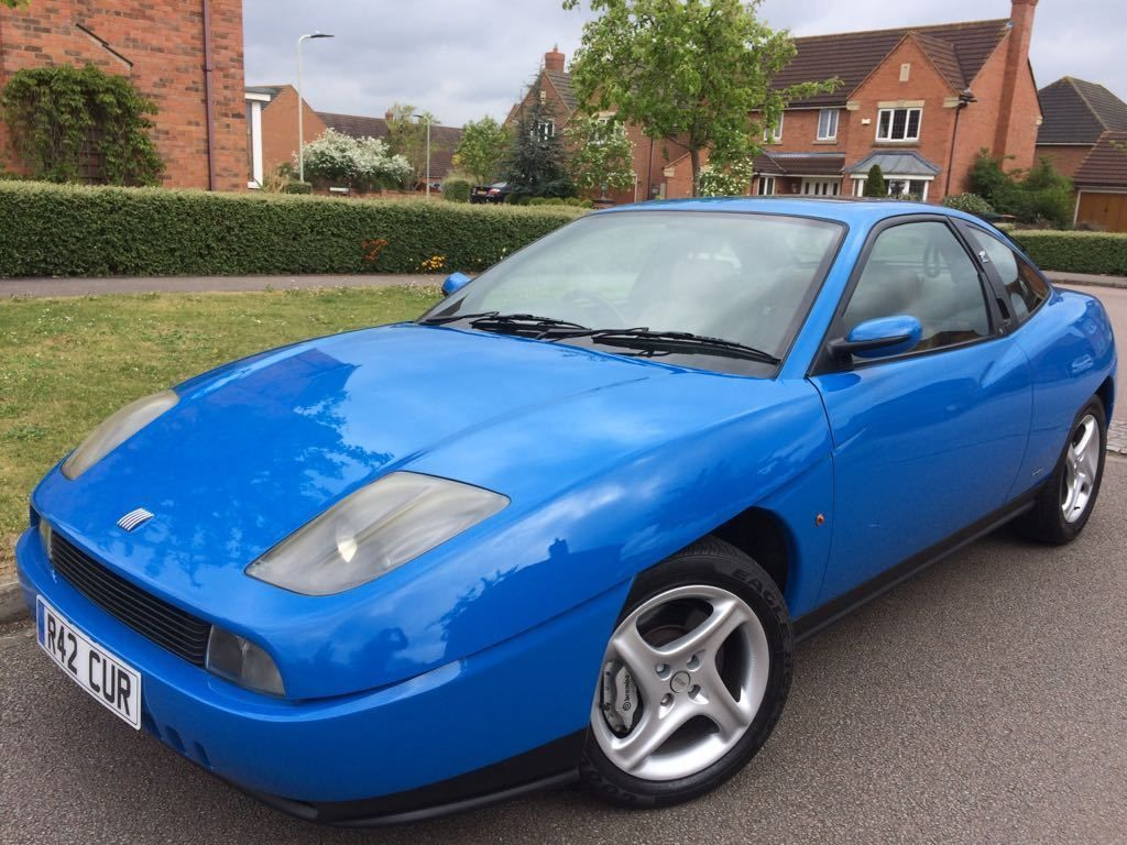 This 1998 Fiat Coupe 20v Turbo Only 40k 1 Owner From New Is For Sale Fiat Coupe Turbo Car Coupe