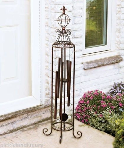 Chimes Chime and Garden Stand