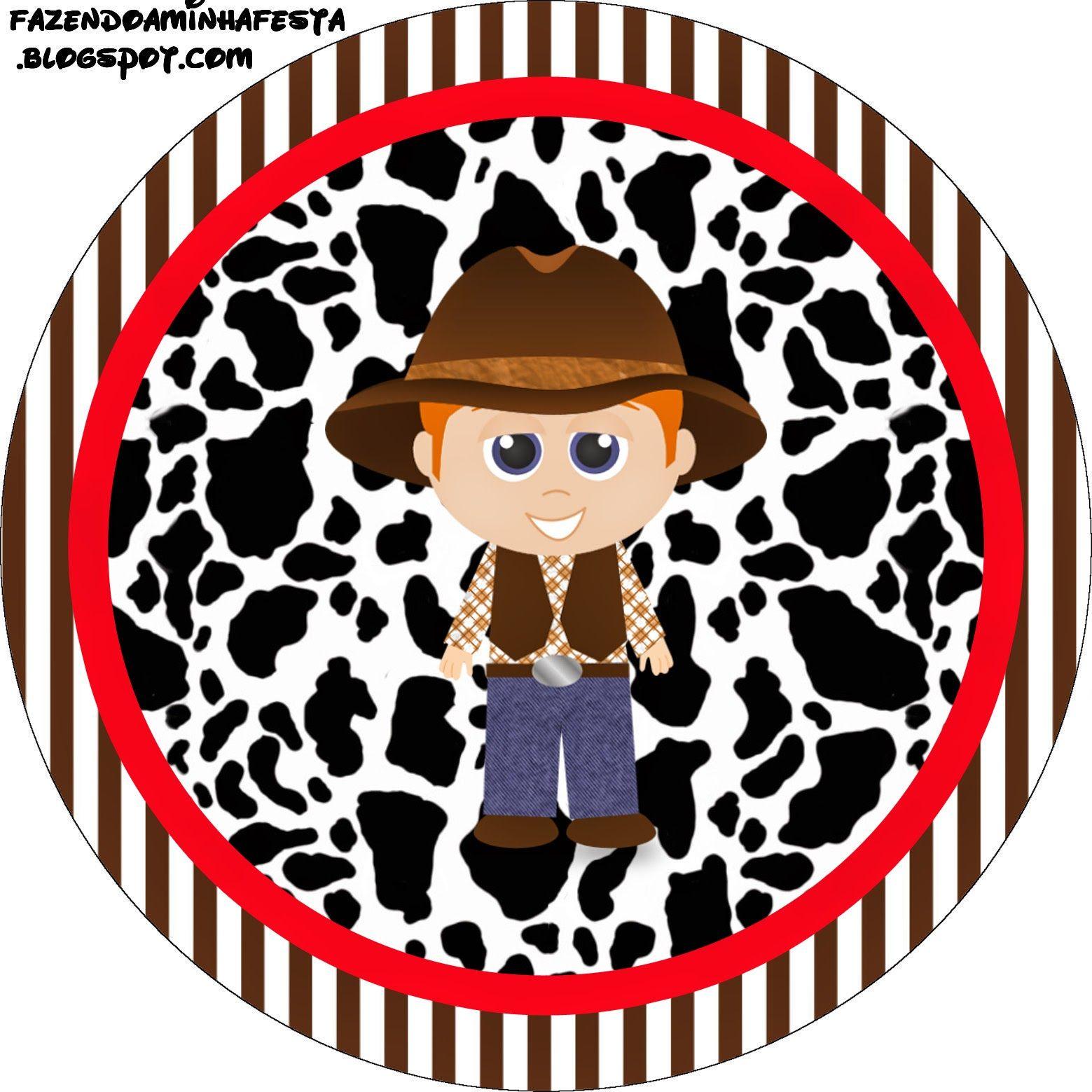 Pin Von Anna Liza Sato Auf Printables For Kids Cowboy