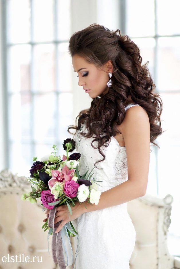 Incredibly Stunning Wedding Hairstyles - MODwedding # ...