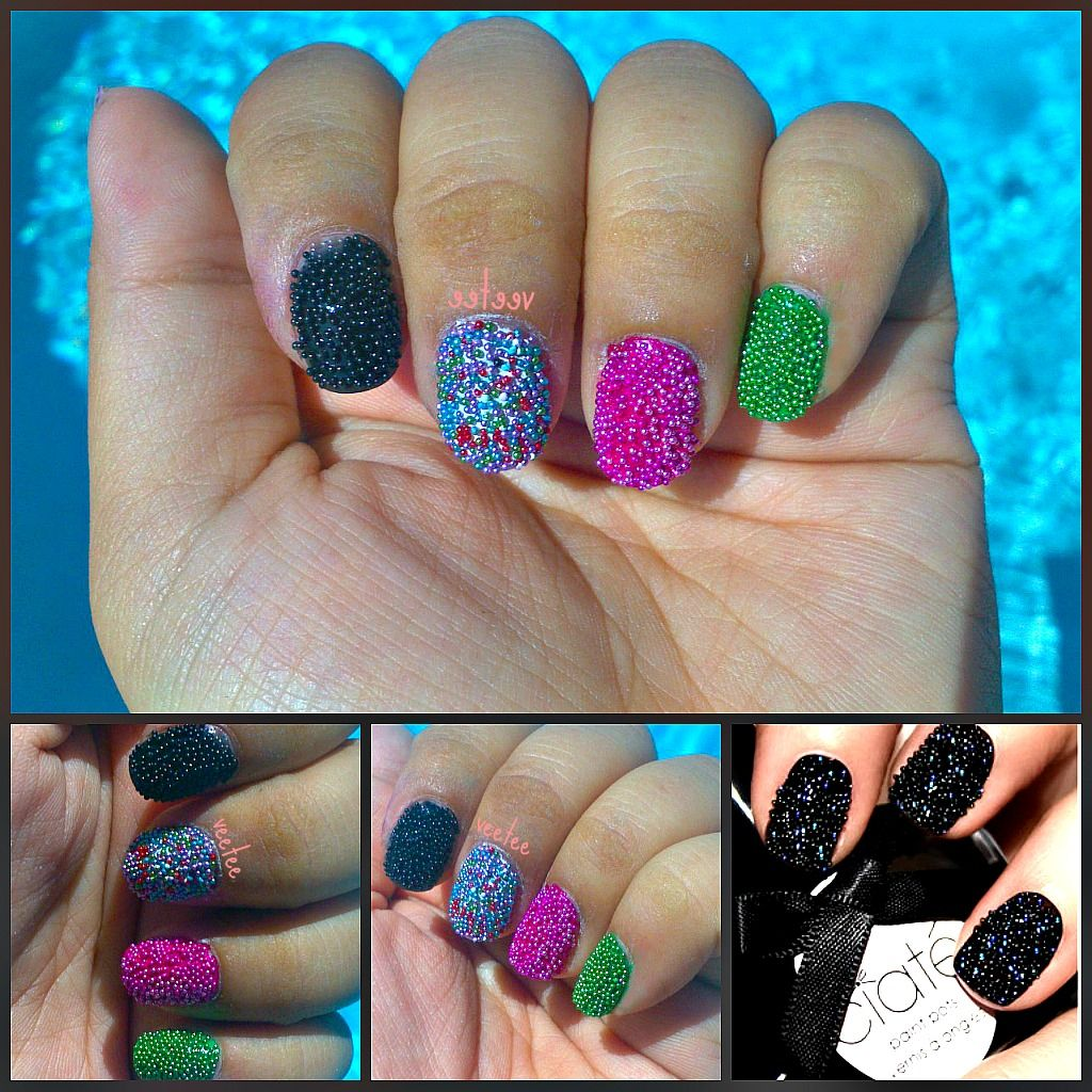 Ciate Bead Nails: This Weekend Was Clearly Not A Wasted One! My Other Color