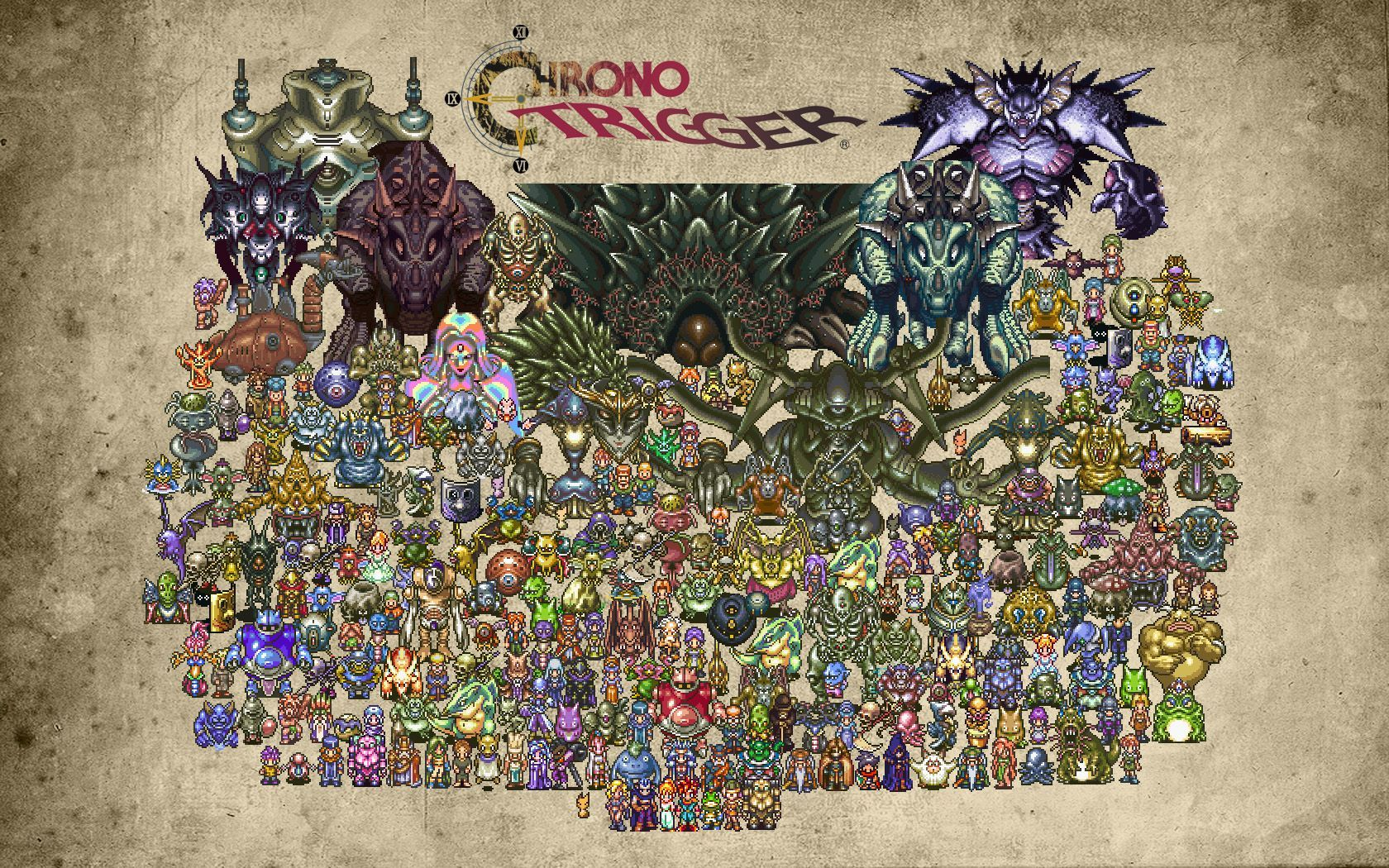 79 Chrono Trigger Hd Wallpapers Backgrounds Wallpaper