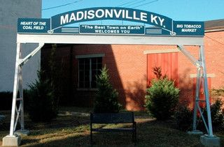 Madisonville The Best Town On Earth Welcomes You Towns Small Town Living My Old Kentucky Home