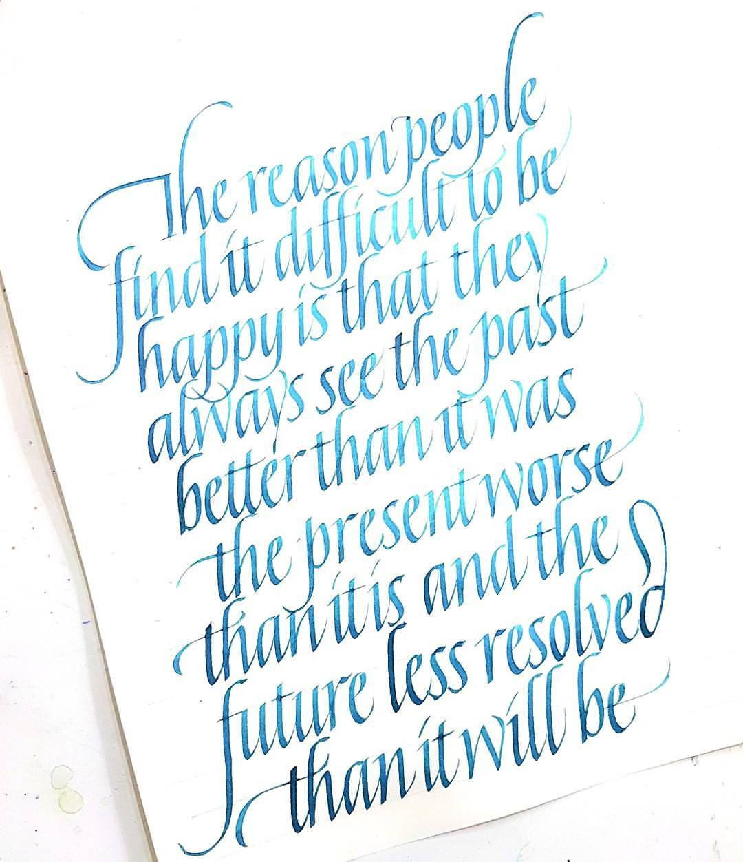 Pin By Maggie And Mog On Calligraphy In With Images