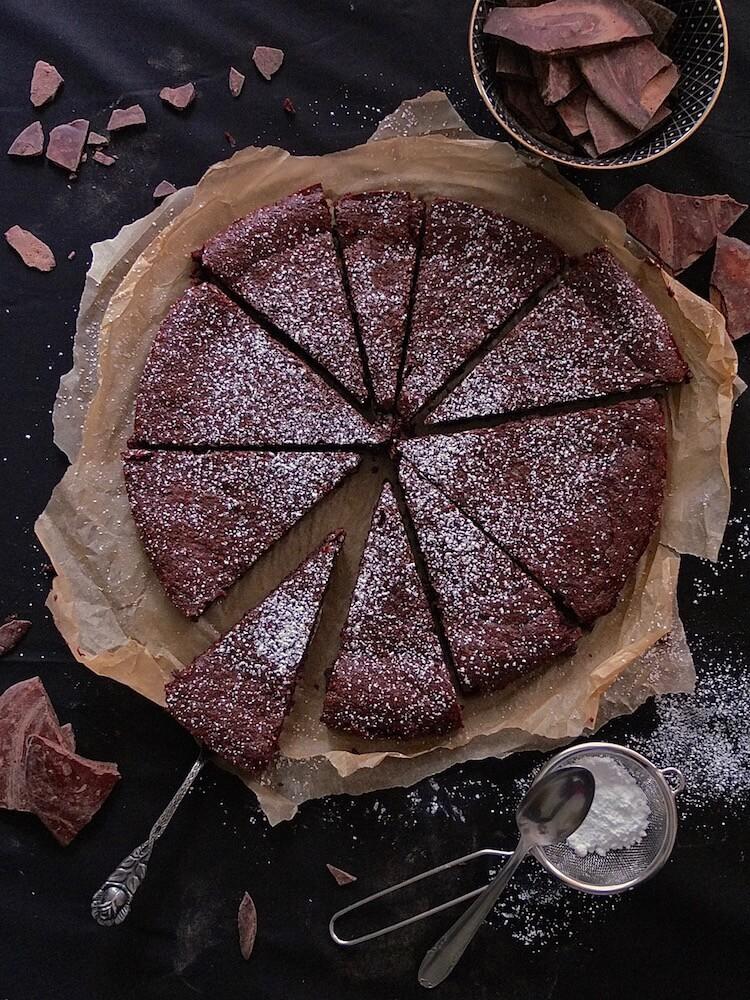 Gâteau au Chocolat | Die weltbeste Schokoladentarte – La Crema