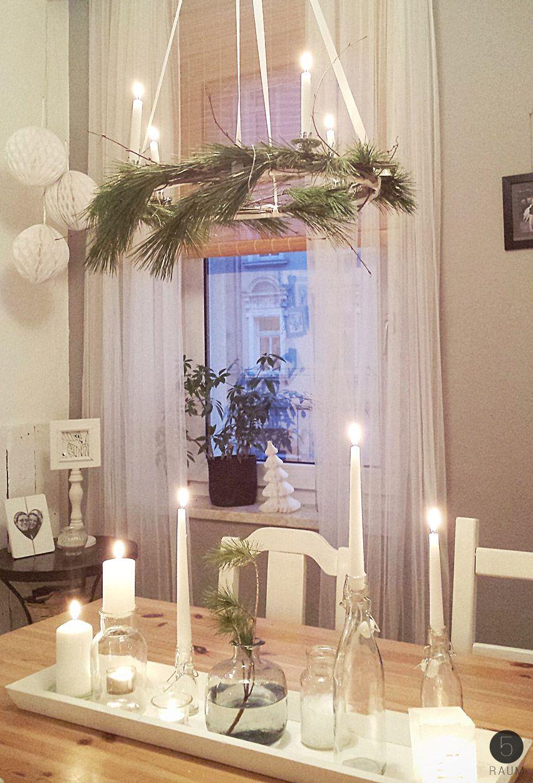 weihnachtsdekoration skandinavisch modern made by claudi On dekoration skandinavisch