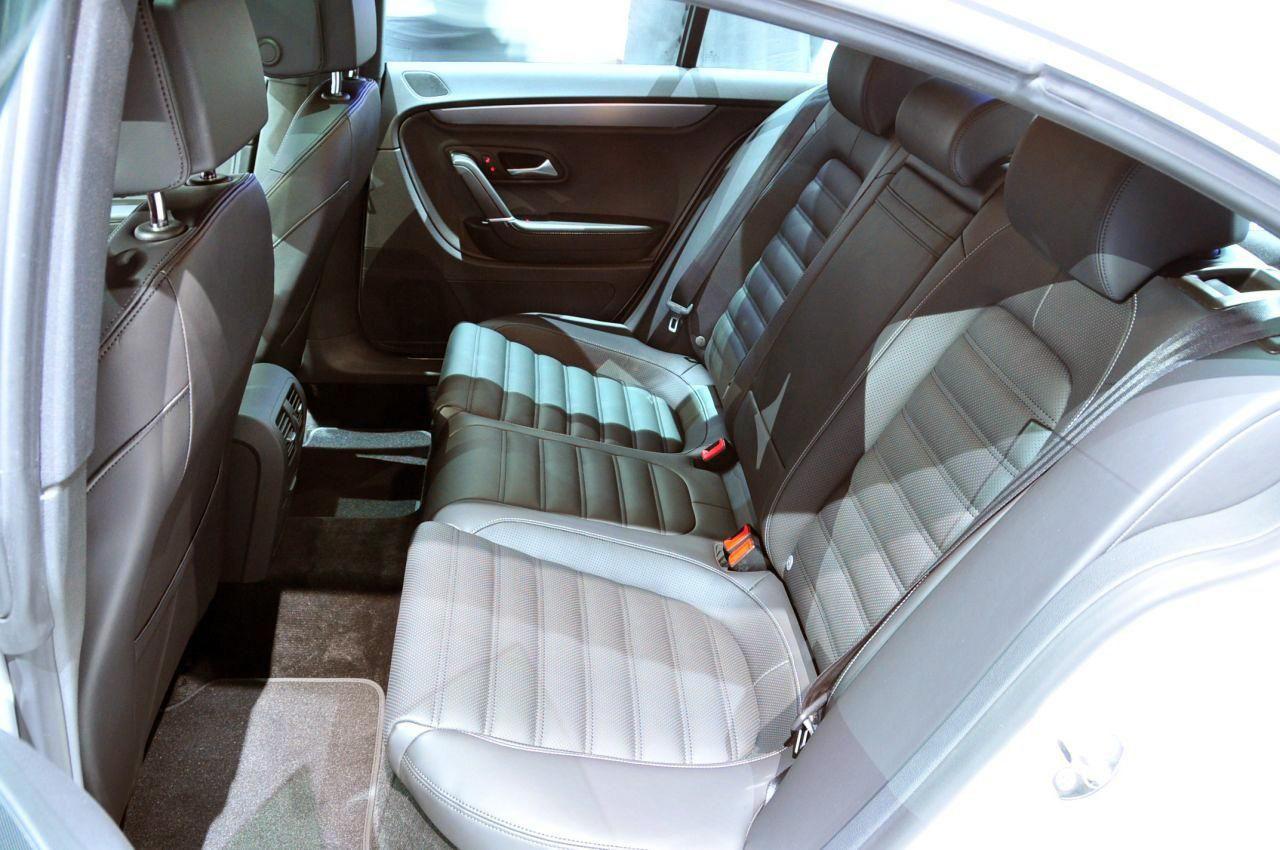 Volkswagen CC 2013года