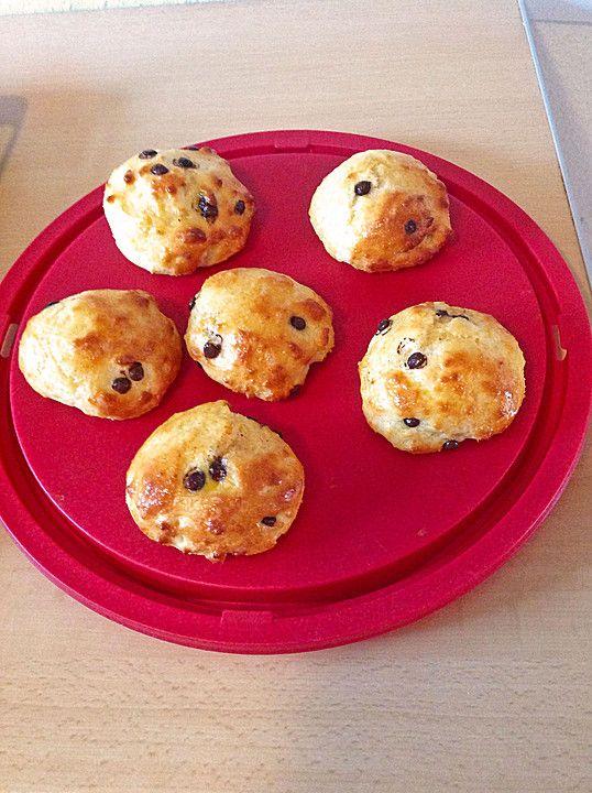 Glutenfreie Schokobrötchen, ein raffiniertes Rezept aus der Kategorie Süßspeisen. Bewertungen: 19. Durchschnitt: Ø 4,5.