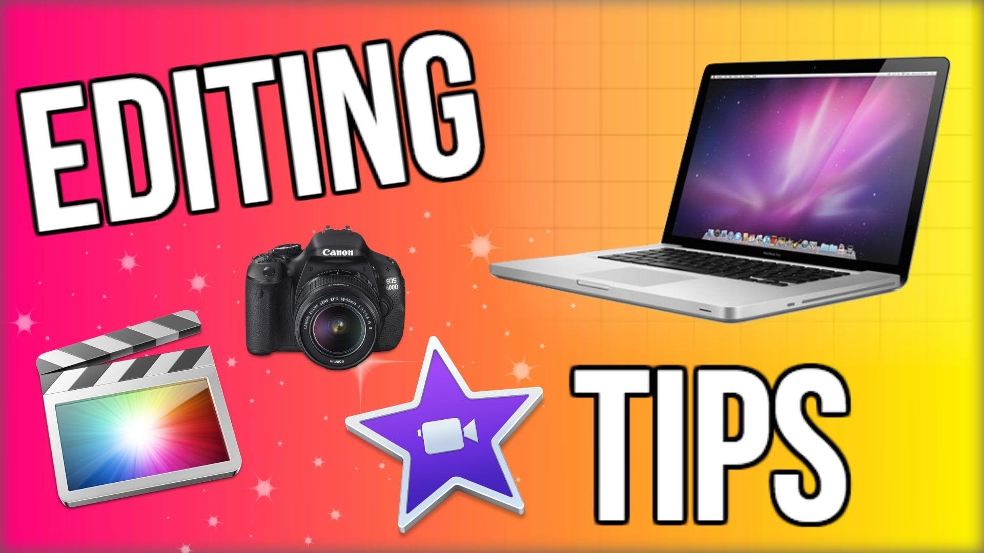 How I Edit My Videos  Imovie + Final Cut Pro Editing Tips & Tricks