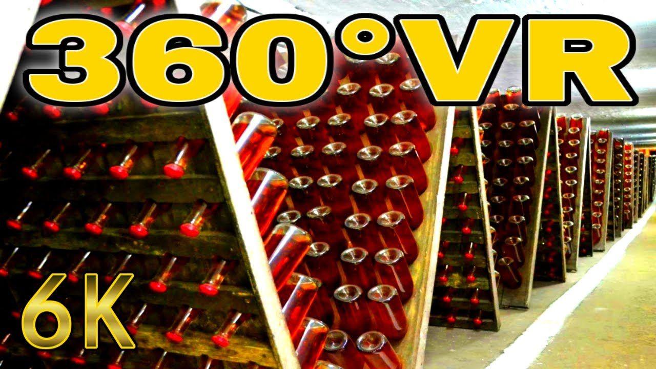 360 Vr Factory Underground Walking Tour Wine Production Cricova Moldova In 2020 Rare Wine Famous Wines Wine