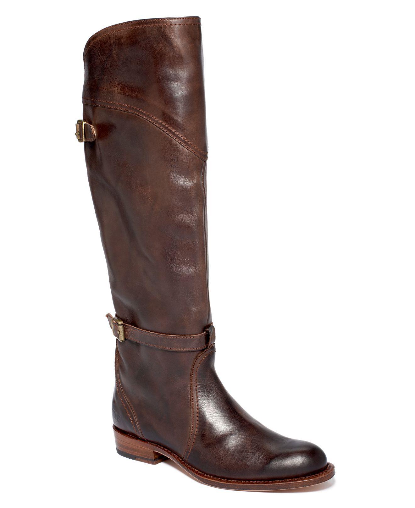Frye Boots :: Dorado Riding Boot :: $458 :: Macy's