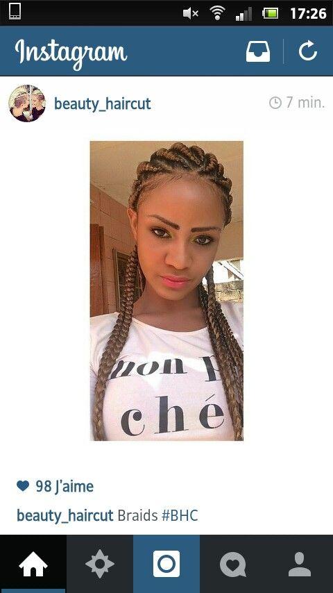 Cornrows Ghana Braids Cornrow Hairstyles Braided Hairstyles