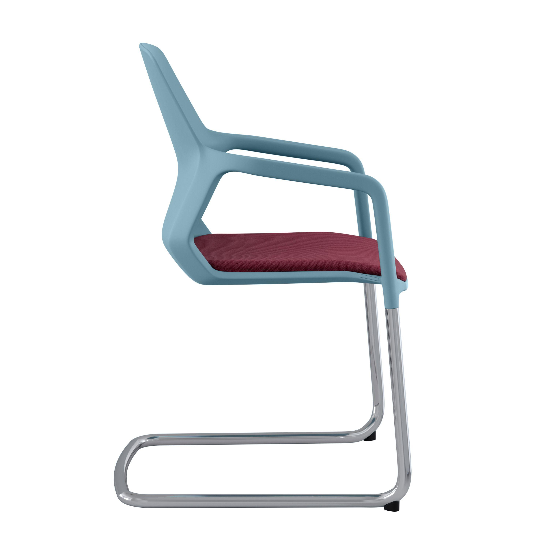 Metrik Chair   Cantilever chair   Desing by whiteID   #Wilkhahn #Metrik