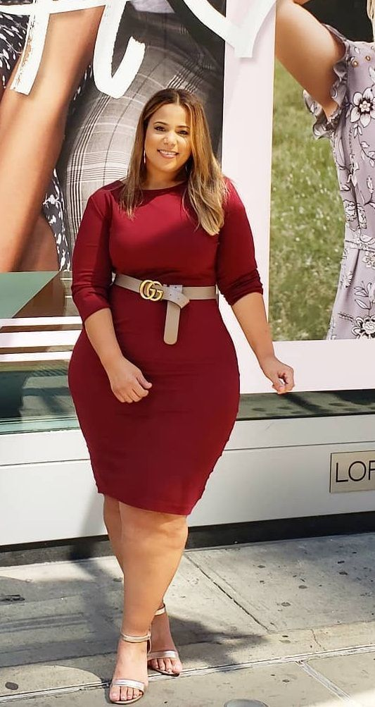 434f2e175b09 Take Inspiration From The Plus Size Models And Keep Flaunting Those Curves  | Big girl fashion | Mode für Rubensdamen, Mode für mollige, Mode für  mollige ...