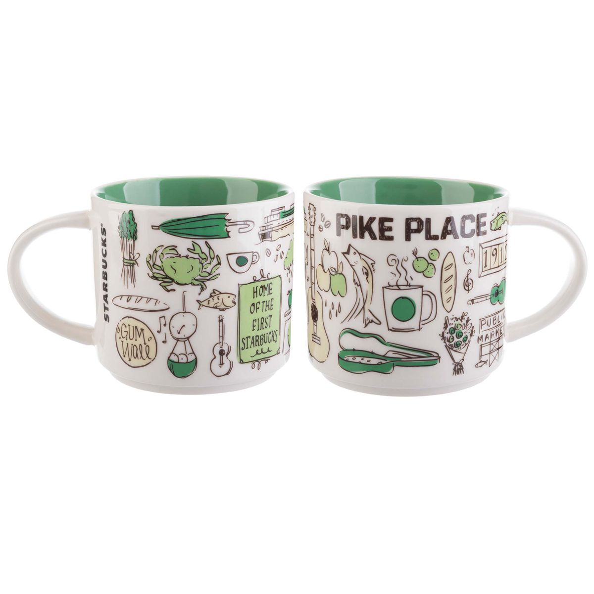 A — Starbucks Been Pike Collectible Place There From The Mug CedBox