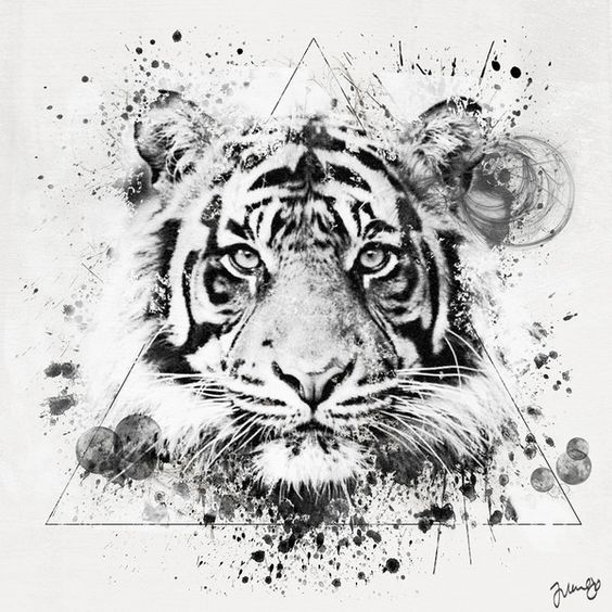 Photo of 50 really amazing tiger tattoos for men and women # amazing #fr …