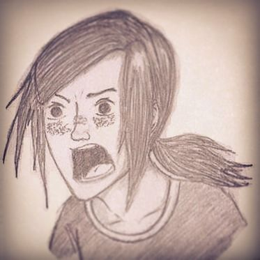"""Character Ellie from """"The Last Of Us""""  on PS4 now."""