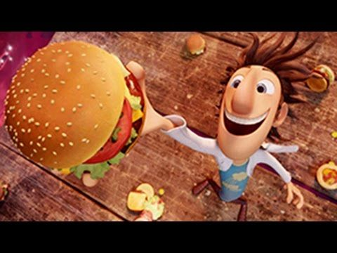 Cloudy With a Chance of Meatballs 1 - Full Movie (2009) English