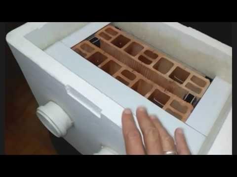 Ar Condicionado Caseiro Com Ceramica Video Explicativo