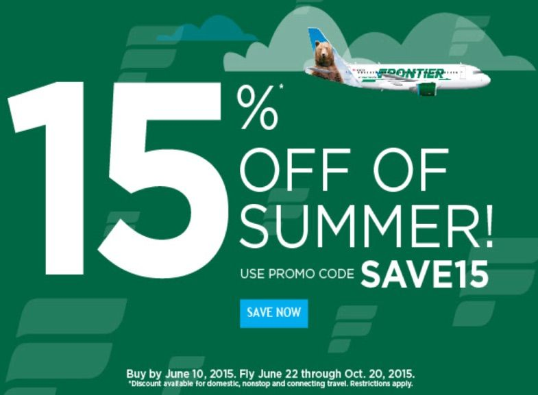 Frontier and Spirit airlines promo codes. www.milesfortrips.com ... 81e80fc532