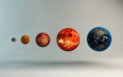 David Fuhrer's project, The Cosmos