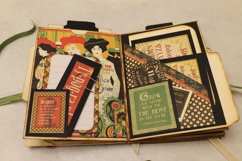 A Typography Themed File Folder Mini | Mrs. Cog's Projects