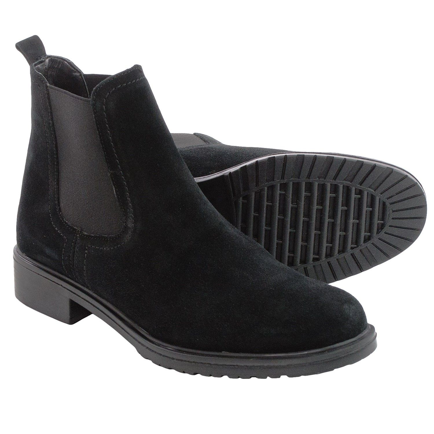 cb6865f473 The Flexx Shetland Chelsea Boots - Suede (For Women) | Non-ugly ...