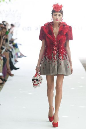 my favorite look at On Aura Tout Vu haute couture