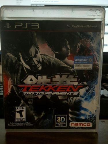 Tekken Tag Tournament 2 (Sony PlayStation 3 2012) https://t.co/6bAAn3libz https://t.co/YlzlqPkLZ2