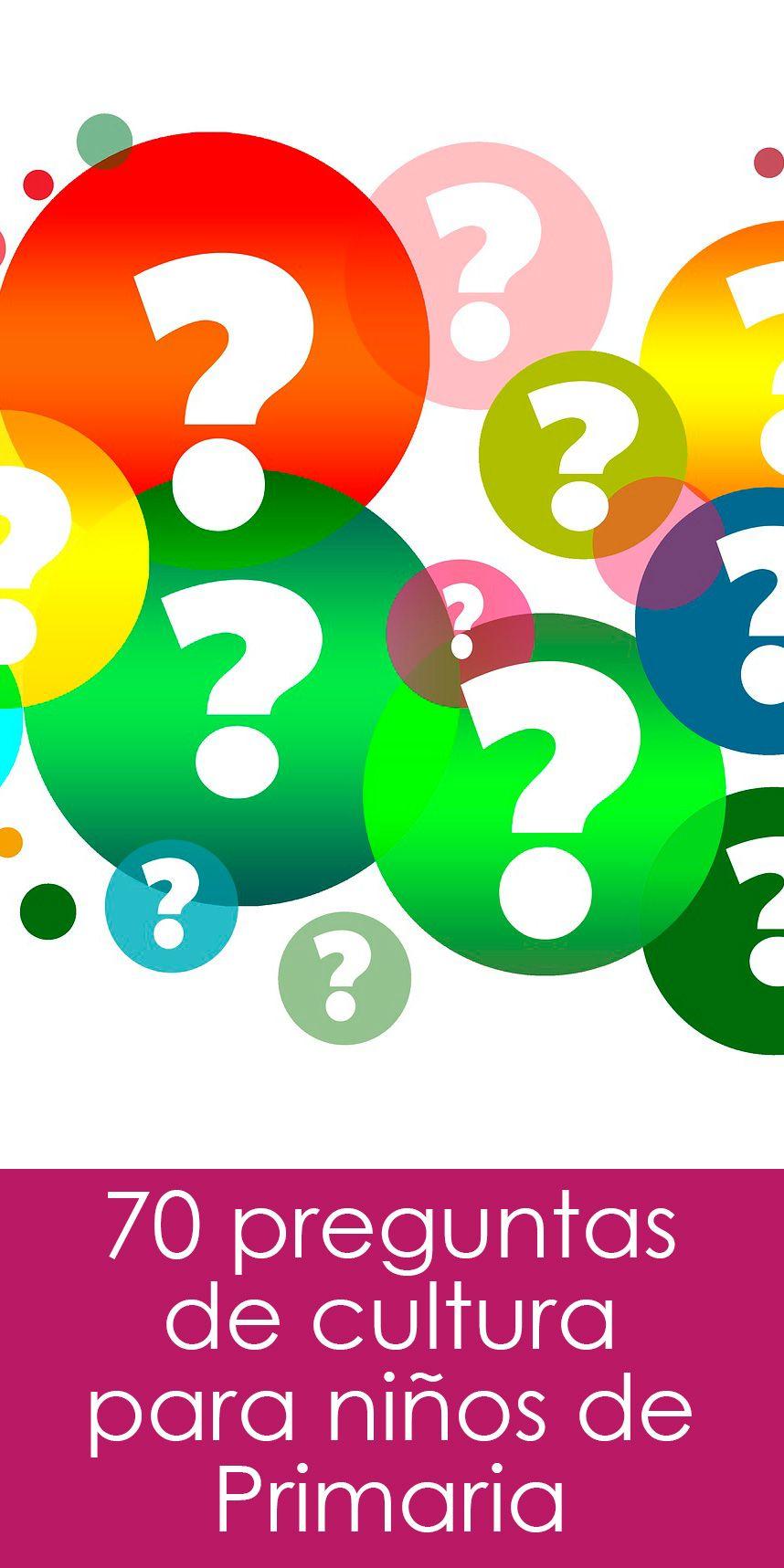 Preguntas De Cultura General Para Niños Con Respuesta Noticias Niños