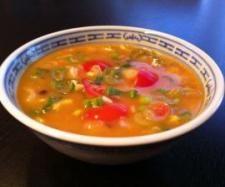 Rezept Linsensuppe mit Kokos von Belinda3 - Rezept der Kategorie Suppen